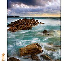 Injidup Beach by Kirk  Hille