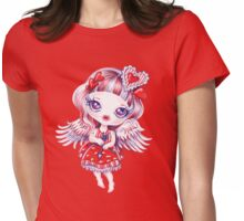 Valentine Girl Womens Fitted T-Shirt