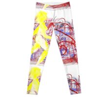 Graffiti Bridge Leggings