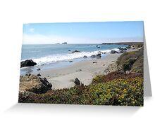 Going Coastal Greeting Card