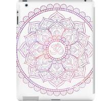 Pink Lotus iPad Case/Skin