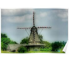 WIND MILL  AMAZING ORTON EFFECT Poster