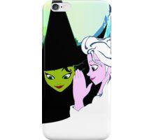 So wicked, it's frozen. iPhone Case/Skin