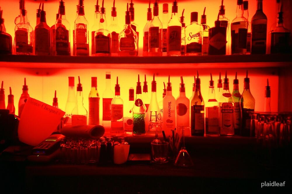 Orange Bar by plaidleaf