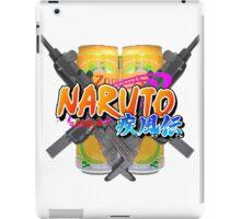 Narutowarrior iPad Case/Skin