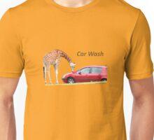 Car Wash!!!! Unisex T-Shirt