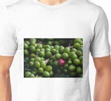 Coffee Berries Unisex T-Shirt