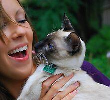Cat Kiss One by technodoll