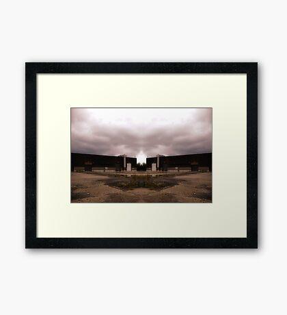 Forgotten Giants Framed Print