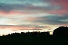 Another Maine Evening by Allen Lucas