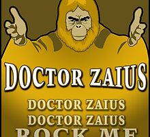 Rock Me, Dr Zaius! by Anna Welker