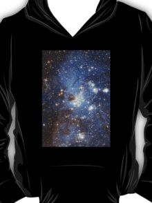 Blue Galaxy T-Shirt