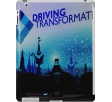 Driving Transformation iPad Case/Skin