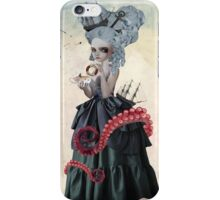 Madame Amphitrite iPhone Case/Skin