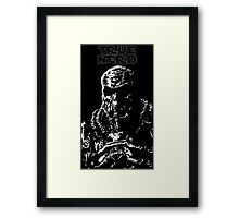 General Zod (Man of Steel) Framed Print
