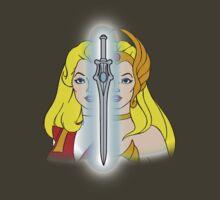 She-Ra Princess of Power - Adora/She-Ra/Sword - Color by DGArt
