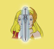 She-Ra Princess of Power - Adora/She-Ra/Sword - Color Kids Clothes