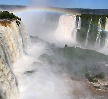 Cataratas do Iguaçu by zangi12