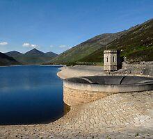 The Silent Valley Reservoir by Ed Barnett