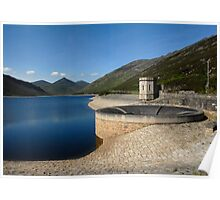 The Silent Valley Reservoir Poster