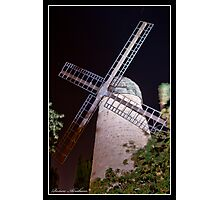 The Windmill 2 Photographic Print