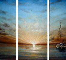 Into the Sun II by Cherie Roe Dirksen