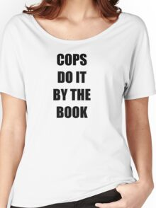 Halloween 4 - Cops do it by the book Women's Relaxed Fit T-Shirt