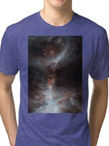 Black Galaxy Tri-blend T-Shirt