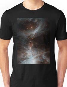 Black Galaxy Unisex T-Shirt