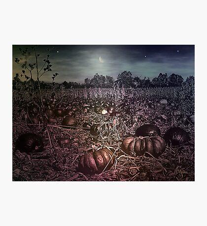 All Hallows Eve Photographic Print