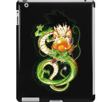 Guko and Dragon Ball  iPad Case/Skin
