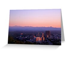 Asheville Greeting Card