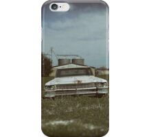 Cadillac Dreams iPhone Case/Skin