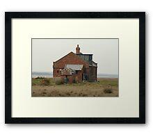Anyone home? Framed Print