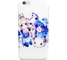 Winter poro party iPhone Case/Skin