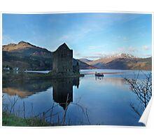 Carrick Castle, Argyll, Scotland Poster