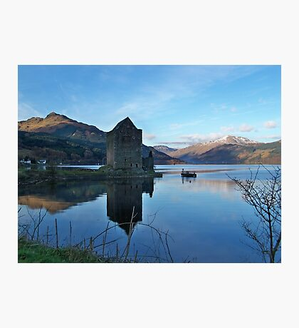 Carrick Castle, Argyll, Scotland Photographic Print