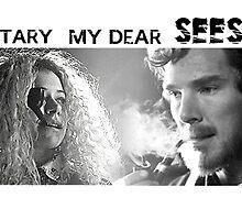 Elementary my dear SEESTRA! by goofyjeremy