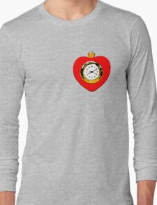 Tin Man Heart Long Sleeve T-Shirt