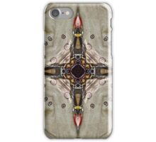 The Traditional Winds - The Compass Rose  iPhone Case/Skin