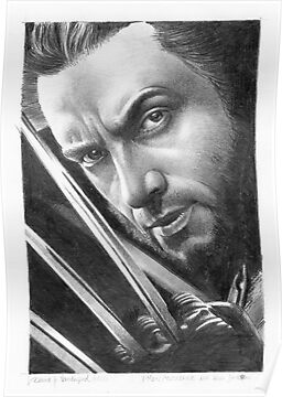 X-Men The Last Stand - Wolverine by David J. Vanderpool