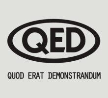 Quod Erat Demonstrandum by overcome