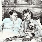 'Laughing Gravy' by L K Southward