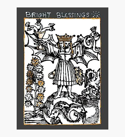 Bright Blessings Photographic Print