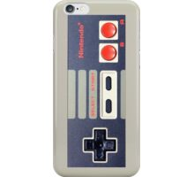 Nintendo controller. iPhone Case/Skin