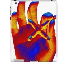 Cross Blunt iPad Case/Skin