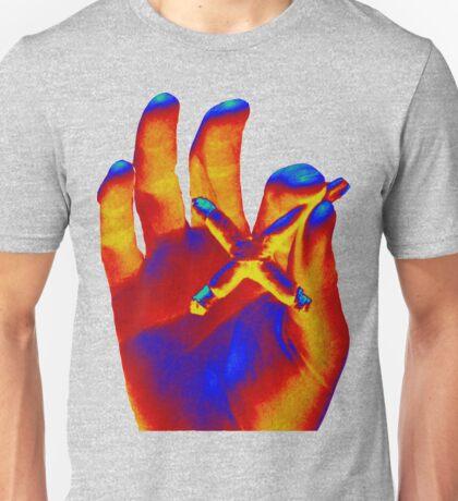 Cross Blunt Unisex T-Shirt