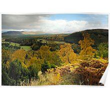 Cairngorms National Park Poster