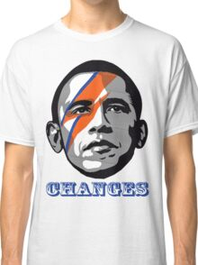 OBAMA CHANGE T-SHIRT  Classic T-Shirt