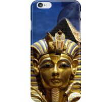King Tut and Great Pyramid iPhone Case/Skin